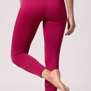 Labels Of Tomorrow Legging Castelo Red