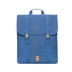 labels of tomorrow handy laptop bag blue