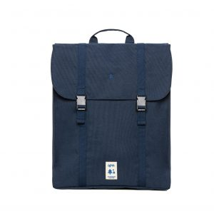 labels of tomorrow handy laptop bag dark blue
