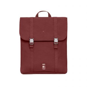 labels of tomorrow handy laptop bag red